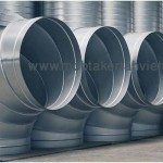 کانالسازی صنعتی-قیمت-کانالهای هدایت هوا