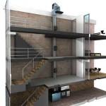سیستم شوتینگ زباله هوشمند(شوت زباله)
